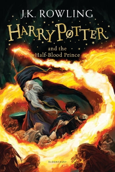 Harry Potter and the Half-Blood Prince-9781408855706