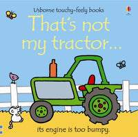 That's Not My Tractor-9781409516828