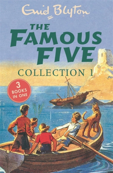 The Famous Five Collection 1 : Books 1-3-9781444910582