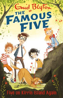 Famous Five: Five On Kirrin Island Again : Book 6-9781444935073