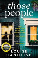 Those People : From the bestselling author of OUR HOUSE-9781471168109