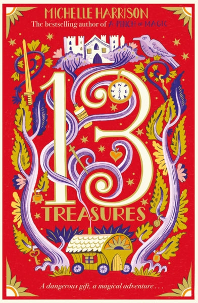 The Thirteen Treasures-9781471183249
