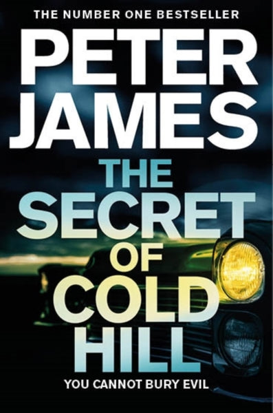 The Secret of Cold Hill-9781509816255