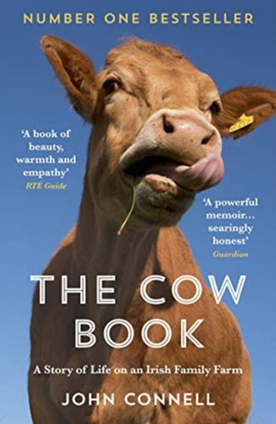 The Cow Book : A Story of Life on an Irish Family Farm-9781783784189