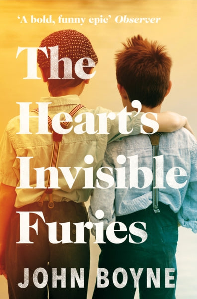 The Heart's Invisible Furies-9781784161002