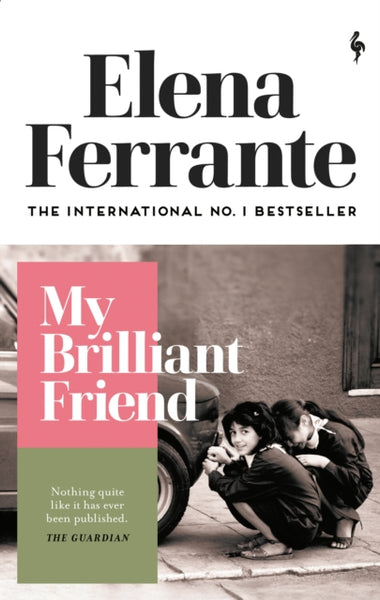 My Brilliant Friend-9781787702226