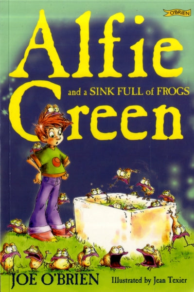 Alfie Green and a Sink Full of Frogs-9781847170798