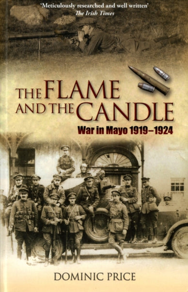 The Flame and the Candle-9781848891364