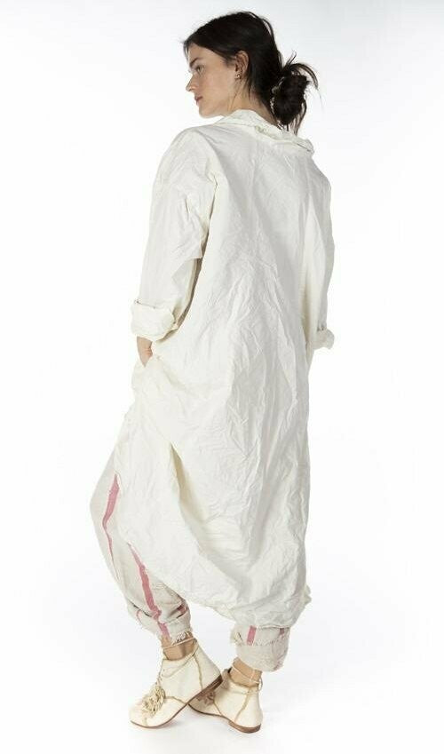 Cotton Poplin Gracia Shirt Dress