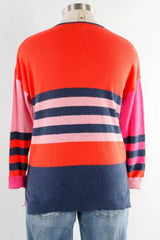 Fun Stripe Pullover