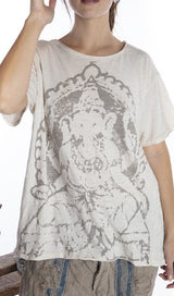 Cotton Jersey Ganesha T