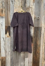 Isabella European Cotton Dress with Sleeves