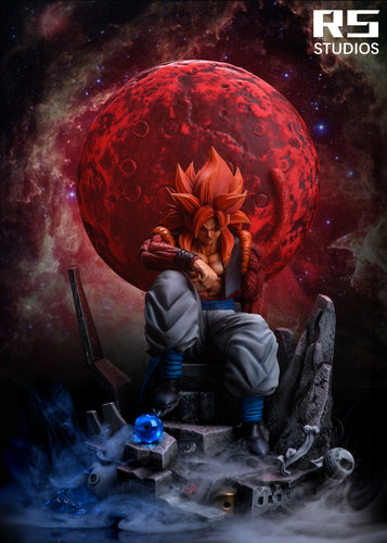 1/6 Scale Super Saiyan 4 Gogeta - Dragon Ball GT Resin Statue - RS Studios [Pre-Order]