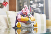 Load image into Gallery viewer, Fat Majin Buu & Dog - Dragon Ball Resin Statue - OneStar Studios [Pre-Order]
