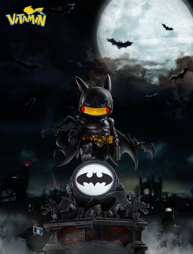 Batman Cosplay Pikachu - DC Pokemon Resin Statue - Vitamin Studios [Pre-Order]