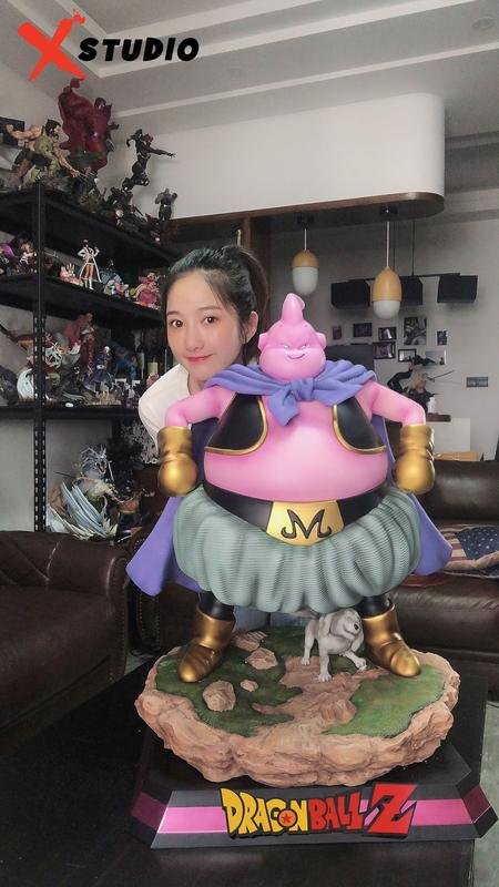 Fat Buu - Dragon Ball Resin Statue - X-Studios [In Stock] - FavorGK