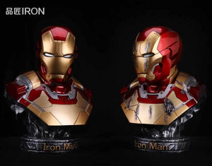 1/2 Scale Iron Man MARK XLII-MK42 - Marvel Resin Statue - IRON Studios [Pre-Order]