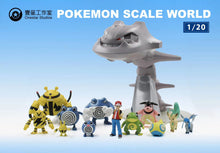Load image into Gallery viewer, 1/20 Scale World Zukan Miltank & Dunsparce - Pokemon Resin Statue - YX Studios [Pre-Order]