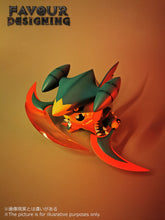 Load image into Gallery viewer, Mega Garchomp Cosplay Pikachu - Pokemon Resin Statue - FD Studios [Pre-Order]