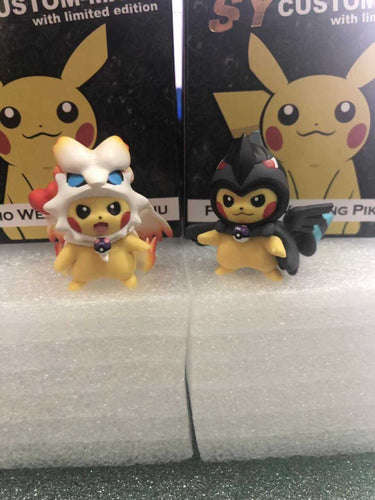 Cosplay Pikachu set - Private - Pokemon Resin Statue - DS Studios [In Stock] - FavorGK