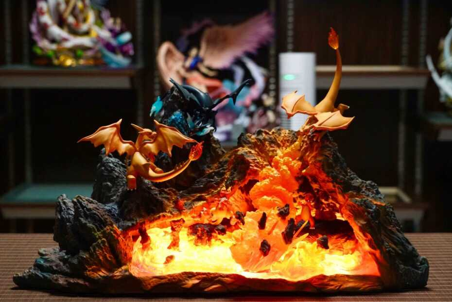 Charizard - Private - Pokemon Resin Statue - Gene Studios [In Stock] - FavorGK