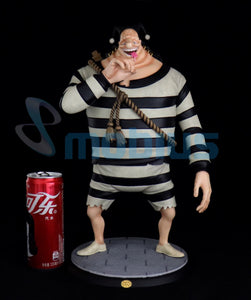 Vasco Shot - ONE PIECE Resin Statue - mobius Studios [Pre-Order] - FavorGK
