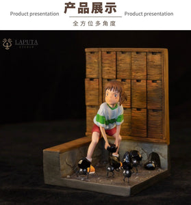 Sen - Spirited Away Resin Statue - LAPUTA Studios [Pre-Order] - FavorGK