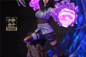 1/7 Scale Hyūga Hinata - Naruto Resin Statue - SHENWU Studios [In Stock] - FavorGK