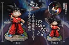 Load image into Gallery viewer, 1/4 & 1/6 Scale Childhood Goku - Dragon Ball Resin Statue - DM Studios [Pre-Order]