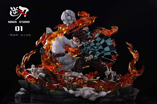 Kamado Tanjiro - Demon Slayer: Kimetsu no Yaiba Resin Statue - Niren studio [In Stock] - FavorGK