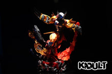 Load image into Gallery viewer, WarGreymon - Digimon Resin Statue - KIDULT Studios [Pre-Order]