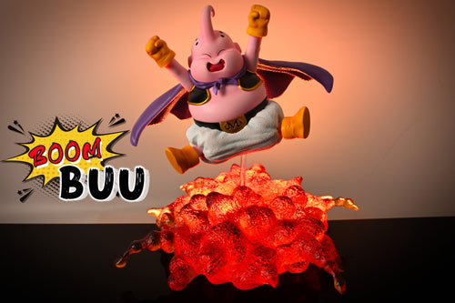 WCF Scale BOOM Buu - Dragon Ball Resin Statue - A Plus Studios [Pre-Order]