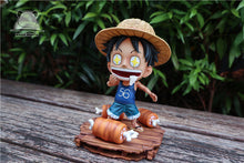 Load image into Gallery viewer, SD Scale Star Eyes Monkey·D·Luffy - ONE PIECE Resin Statue - Emoji Studios [Pre-Order] - FavorGK
