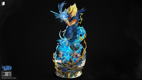 1/4 & 1/6 Scale Vegetto - Dragon Ball Resin Statue - LAST SLEEP Studios [Pre-Order]
