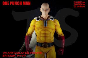 1/4 Scale Saitama Teacher - One Punch-Man Resin Statue - TOY SKY Studios [Pre-Order] - FavorGK