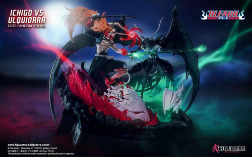 1/6 Scale New Hollow Form Kurosaki Ichigo VS Ulquiorra cifer - Bleach Resin Statue - Figurama Collectors Studios [Pre-Order] - FavorGK