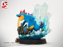 Load image into Gallery viewer, Feraligatr - Pokemon Resin Statue - DS Studios [In Stock] - FavorGK