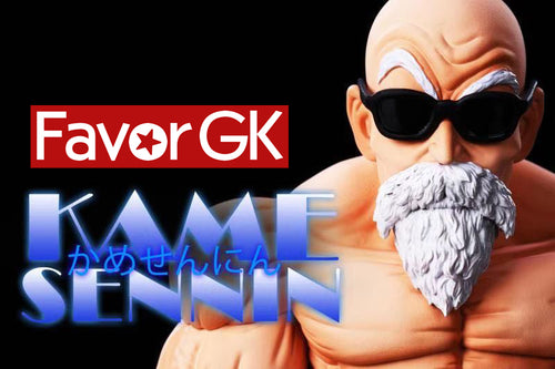 Muscle Series WCF Scale Master Roshi - Dragon Ball Resin Statue - LeaGue Studios [Pre-Order]
