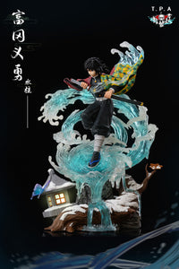1/6 Scale Tomioka Giyuu - Demon Slayer: Kimetsu no Yaiba Resin Statue - T.P.A Super Studios [Pre-Order]