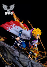 Load image into Gallery viewer, 1/7 Scale Namikaze Minato - Naruto Resin Statue - SXG Studios [Pre-Order] - FavorGK