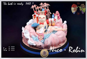 The Bath is Ready Series 001 Nico·Robin - ONE PIECE Resin Statue -  FL Studios [Pre-Order] - FavorGK