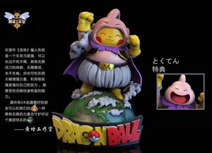 Buu Cosplay Pikachu - Pokemon Dragon Ball Resin Statue - WASP Studios [Pre-Order] - FavorGK