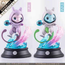 Load image into Gallery viewer, Hoodie Mew Cosplay - Pokemon Resin Statue - QY Studios [Pre-Order] - FavorGK
