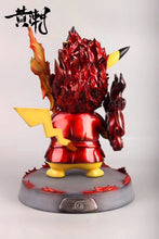 Load image into Gallery viewer, Tempestuous God of Valour Uchiha Itachi - Naruto Pokemon Resin Statue - HC Studios [Pre-Order] - FavorGK