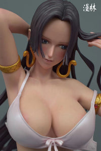 Temptation Series Boa Hancock - ONE PIECE Resin Statue - MZL Studios [Pre-Order] - FavorGK