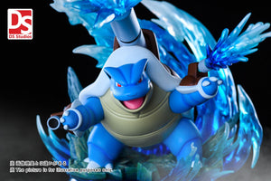 Mega Blastoise - Pokemon Resin Statue - DS Studios [In Stock] - FavorGK
