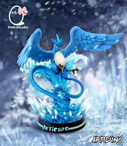 Articuno - Pokemon Resin Statue - EGGS Studios [Pre-Order] - FavorGK