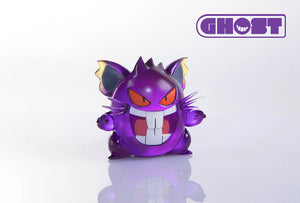 8CM Noctilucence and 3CM Gengar Mischievous Set 4 - Pokemon Resin Statue - Ghost Studios [Pre-Order] - FavorGK