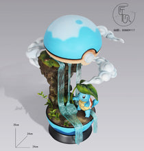 Load image into Gallery viewer, Poké Ball World Squirtle - Pokemon Resin Statue - JX Studios [Pre-Order] - FavorGK