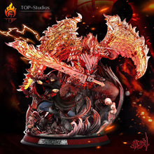 Load image into Gallery viewer, 1/8 Scale Tempestuous God of Valour Uchiha Itachi - Naruto Resin Statue - TOP-Studios [Pre-Order] - FavorGK
